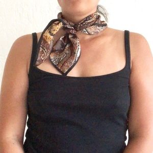 FREE with purchase! Echo 100% Silk Scarf